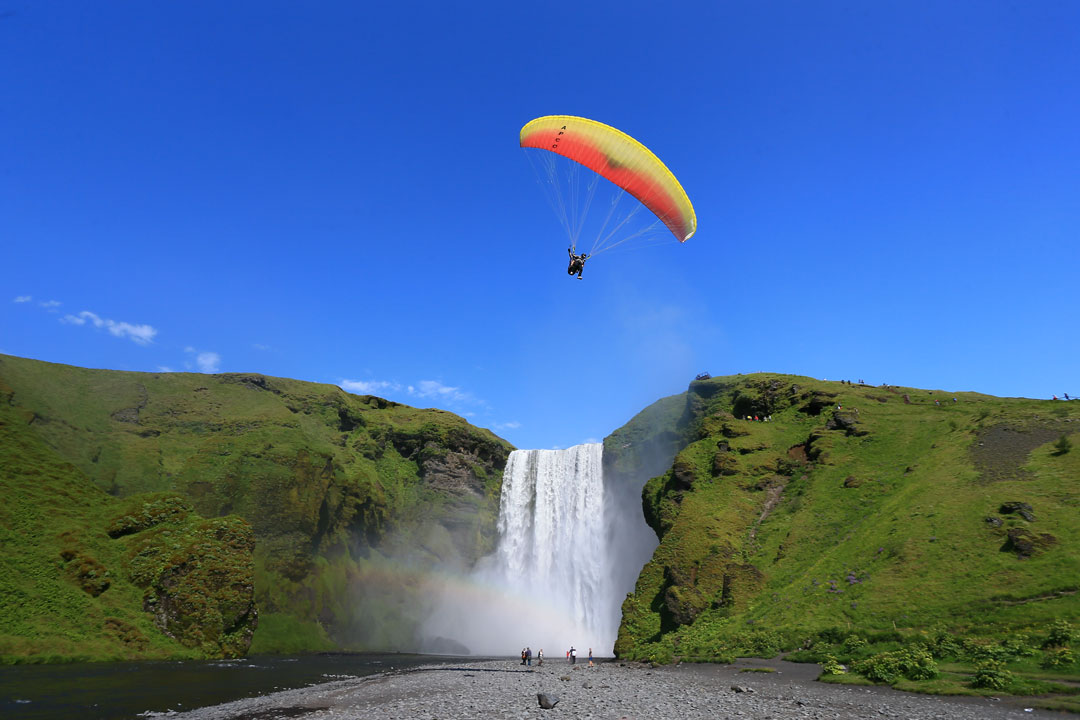 paragliding-adventure-day-tour-reykjavik-south-coast-iceland-skogafoss