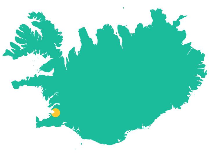 Iceland from Above Ultralight Adventure Flight
