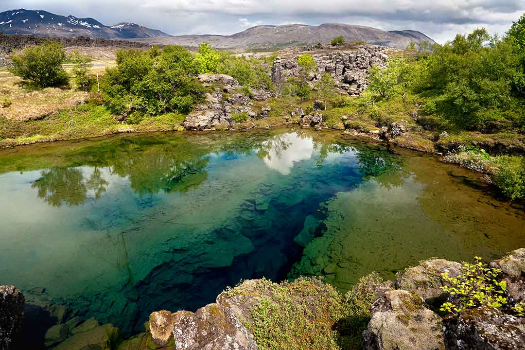South Coast & Glacier Super Jeep Tour Iceland Thingvellir Silfra