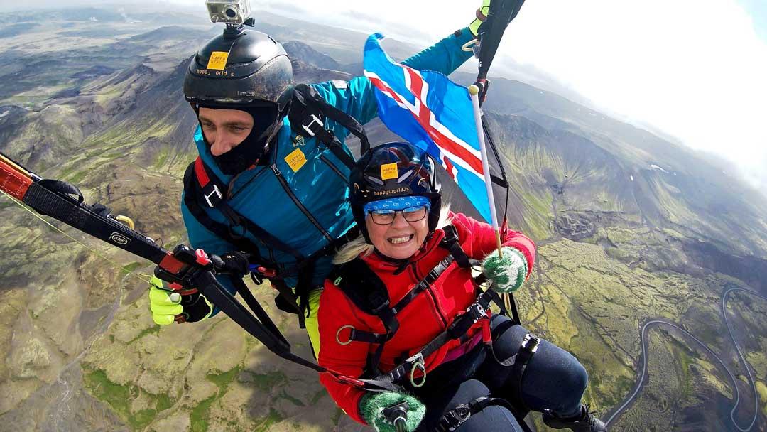 Paragliding-Reykjavik-Iceland-Reykjavik-Vik-Happyworld